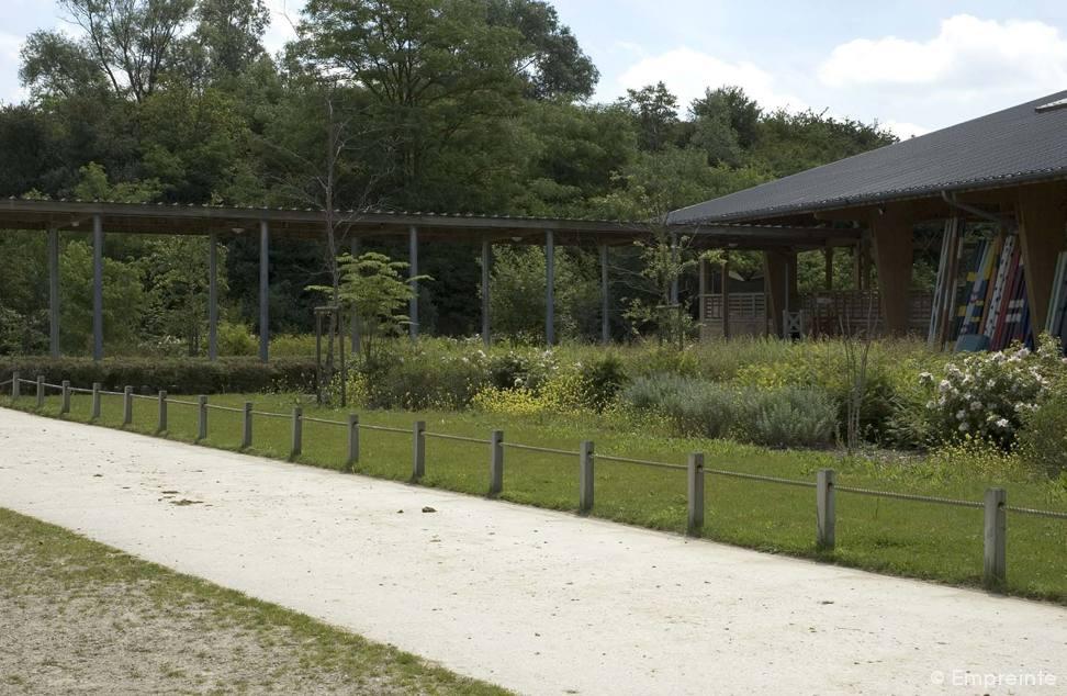 Centre questre empreinte bureau de paysages - Centre equestre jardin acclimatation ...