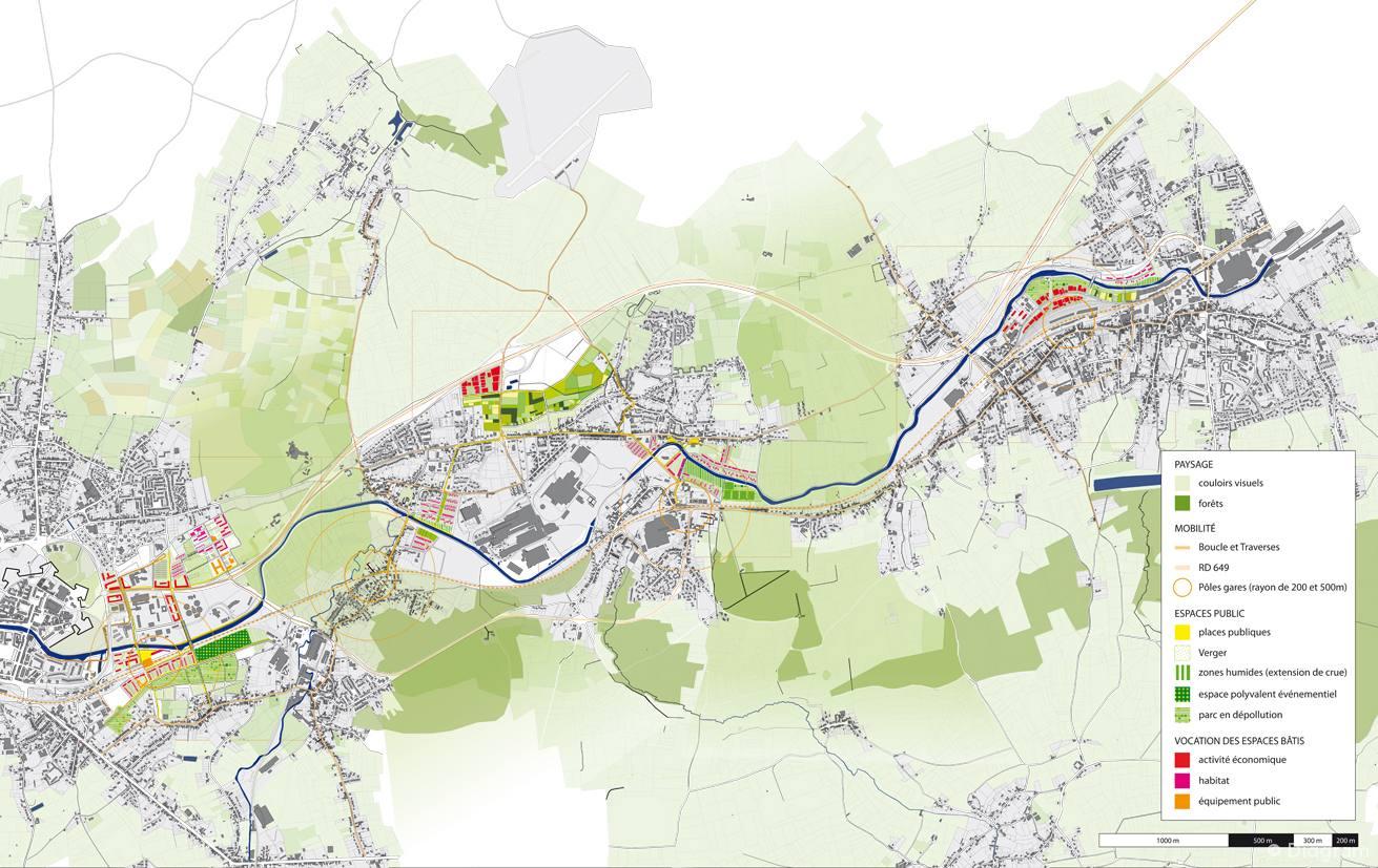Paysage maubeuge for Agence empreinte paysage